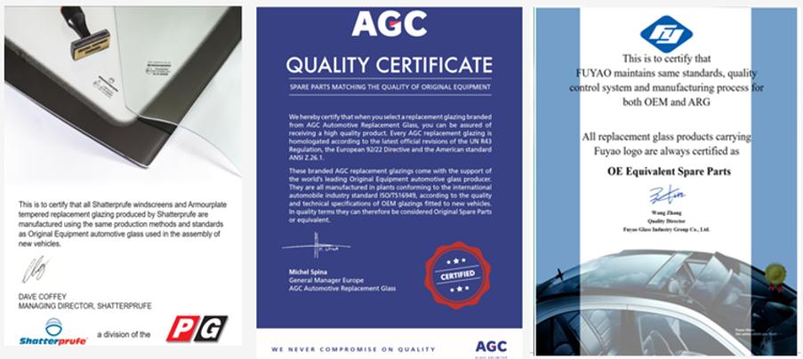 AGC-laatusertifikaatti